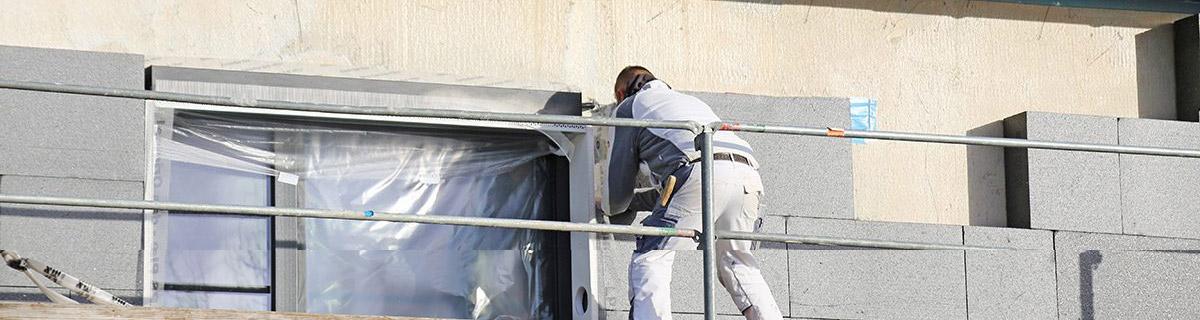 Facade insulation